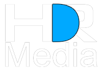 HDR Media Logo